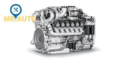 Диагностика и ремонт двигателей на автосервисе «Мистер Авто».